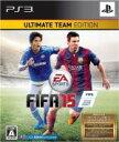 【中古】 FIFA15 <ULTIMATE TEAM EDITION> /PS3 【中古】afb