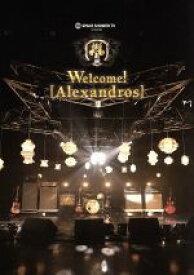 【中古】 SPACE SHOWER TV presents Welcome![Alexandros] /[ALEXANDROS] 【中古】afb