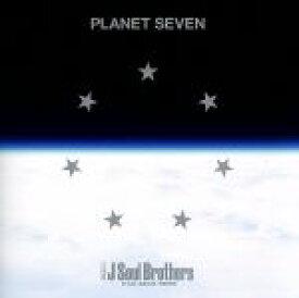 【中古】 PLANET SEVEN(2DVD付) /三代目 J Soul Brothers from EXILE TRIBE 【中古】afb