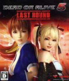 【中古】 DEAD OR ALIVE5 Last Round /XboxOne 【中古】afb