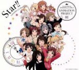 【中古】 THE IDOLM@STER CINDERELLA GIRLS ANIMATION PROJECT 01 Star!!(初回限定版) /CINDERE 【中古】afb