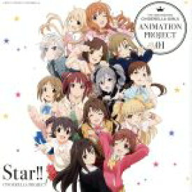 【中古】 THE IDOLM@STER CINDERELLA GIRLS ANIMATION PROJECT 01 Star!! /CINDERELLA PRO 【中古】afb