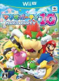 【中古】 マリオパーティ10 /WiiU 【中古】afb