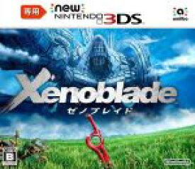 【中古】 【Newニンテンドー3DS専用】ゼノブレイド /ニンテンドー3DS 【中古】afb