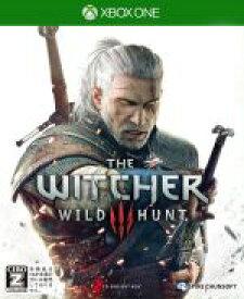 【中古】 ウィッチャー3 ワイルドハント /XboxOne 【中古】afb
