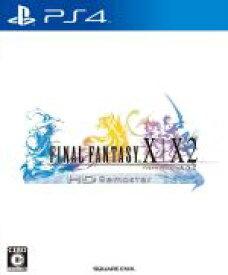 【中古】 ファイナルファンタジーX/X−2 HD Remaster /PS4 【中古】afb