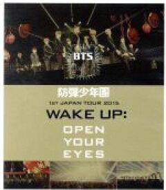【中古】 1st JAPAN TOUR 2015「WAKE UP:OPEN YOUR EYES」(Blu−ray Disc) /BTS(防弾少年団) 【中古】afb