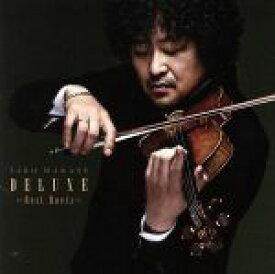 【中古】 葉加瀬太郎25th Anniversary アルバム「DELUXE」〜Best Duets〜 /葉加瀬太郎 【中古】afb