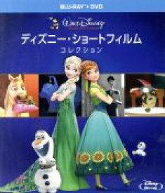 【中古】 ディズニー・ショートフィルム・コレクション ブルーレイ+DVDセット(Blu−ray Disc) /(ディズニー) 【中古】afb