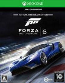 【中古】 Forza Motorsport 6 /XboxOne 【中古】afb