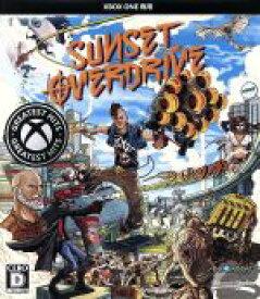 【中古】 Sunset Overdrive /XboxOne 【中古】afb