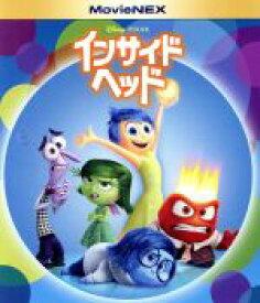 【中古】 インサイド・ヘッド MovieNEX ブルーレイ+DVDセット(Blu−ray Disc) /(ディズニー) 【中古】afb