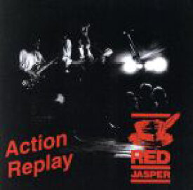 【中古】 【輸入盤】Action Replay /Red Jasper 【中古】afb
