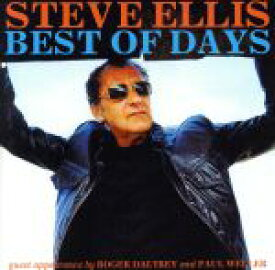 【中古】 【輸入盤】Best Of Days /SteveEllis(アーティスト) 【中古】afb
