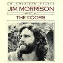 【中古】 【輸入盤】American Prayer /JimMorrison 【中古】afb