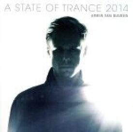 【中古】 【輸入盤】A State of Trance 2014 /アーミン・ヴァン・ビューレン 【中古】afb