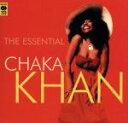 【中古】 【輸入盤】Essential Chaka Khan /チャカ・カーン 【中古】afb