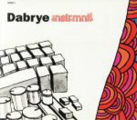 【中古】 【輸入盤】Instrmntl /Dabrye(アーティスト) 【中古】afb