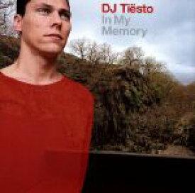 【中古】 【輸入盤】In My Memory (Bonus CD) /DJティエスト 【中古】afb