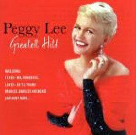 【中古】 【輸入盤】Greatest Hits /ペギー・リー 【中古】afb