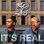 【中古】 【輸入盤】It's Real /ケイシー&ジョジョ 【中古】afb