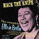 【中古】 【輸入盤】Mack the Knife−Complete Ella /エラ・フィッツジェラルド 【中古】afb