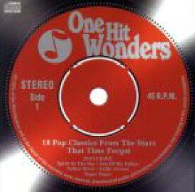 【中古】 【輸入盤】One Hit Wonders /(オムニバス) 【中古】afb