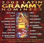 【中古】 【輸入盤】2002 Latin Grammy Nominees /(オムニバス) 【中古】afb