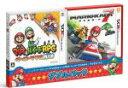 【中古】 『マリオ&ルイージRPG ペーパーマリオMIX・マリオカート7』 ダブルパック /ニンテンドー3DS 【中古】afb