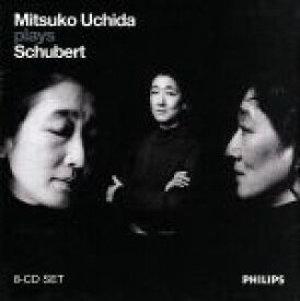 【中古】 【輸入盤】Uchida Plays Schubert (Coll) /内田光子,MitsukoUchida(Piano) 【中古】afb