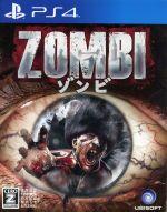 【中古】 ZOMBI /PS4 【中古】afb