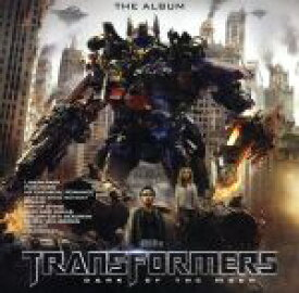 【中古】 【輸入盤】Transformers: Dark of the Moon−the Alb /LOVES.×クワイエットルームにようこそOriginalSo 【中古】afb