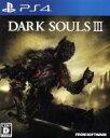 【中古】 DARK SOULS III /PS4 【中古】afb