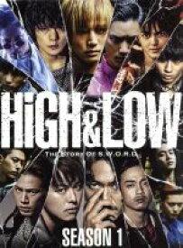 【中古】 HiGH & LOW SEASON 1 完全版 BOX /岩田剛典,鈴木伸之,山下健二郎 【中古】afb