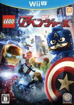 【中古】 LEGO マーベル アベンジャーズ /WiiU 【中古】afb