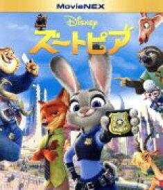 【中古】 ズートピア MovieNEX ブルーレイ&DVDセット(Blu−ray Disc) /(ディズニー) 【中古】afb