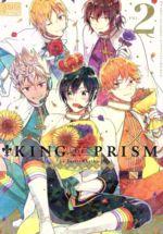 【中古】 KING OF PRISM by PrettyRhythm コミックアンソロジー(VOL.2) DNAメディアC/アンソロジー(著者) 【中古】afb