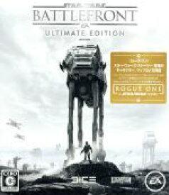 【中古】 Star Wars バトルフロント Ultimate Edition /XboxOne 【中古】afb