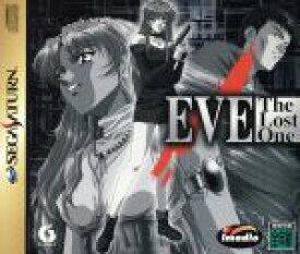 【中古】 EVE THE LOST ONE /セガサターン 【中古】afb