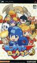 【中古】 ロックマンロックマン /PSP 【中古】afb