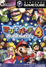 【中古】 マリオパーティ4 /ゲームキューブ 【中古】afb