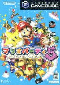 【中古】 マリオパーティ5 /ゲームキューブ 【中古】afb
