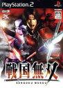 【中古】 戦国無双 /PS2 【中古】afb
