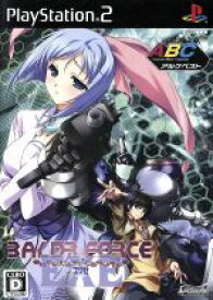 【中古】 バルドフォースエグゼ アルケベスト版(再販) /PS2 【中古】afb