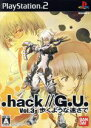 【中古】 .hack//G.U. Vol.3 歩くような速さで /PS2 【中古】afb