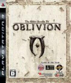 【中古】 The Elder Scrolls IV:オブリビオン /PS3 【中古】afb