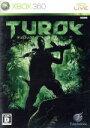 【中古】 TUROK /Xbox360 【中古】afb