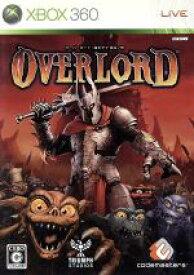 【中古】 Overlord(オーバーロード) 魔王様 復活ノ時 /Xbox360 【中古】afb