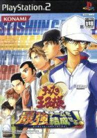【中古】 テニスの王子様 最強チームを結成せよ! /PS2 【中古】afb