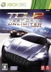 【中古】 テストドライブ アンリミテッド 2 /Xbox360 【中古】afb